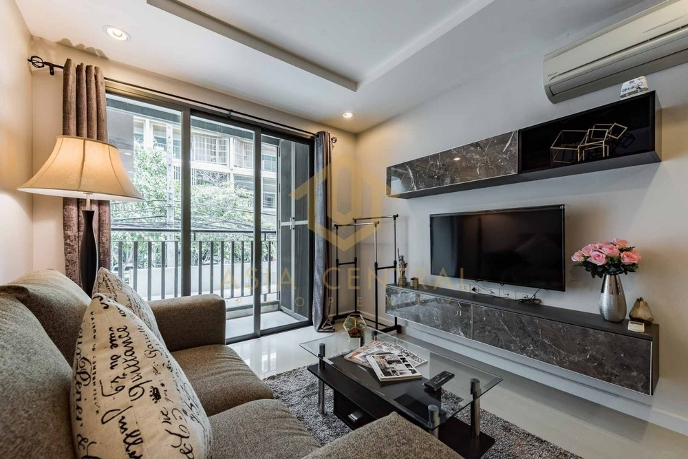 Voque Sukhumvit 31 - For Rent 1 Bed Condo in Watthana, Bangkok, Thailand | Ref. TH-DHSMSKIG