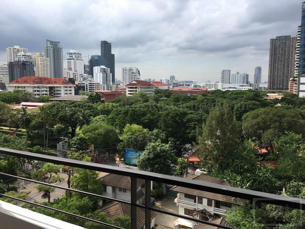 Villa Bajaj - For Rent 3 Beds Condo Near MRT Sukhumvit, Bangkok, Thailand | Ref. TH-WFWVDKSA