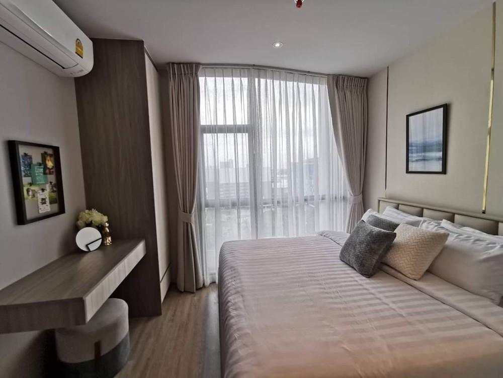 RHYTHM Ekkamai - В аренду: Кондо c 1 спальней возле станции BTS Ekkamai, Bangkok, Таиланд | Ref. TH-HSZCIWRH