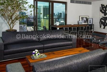 В аренду: Кондо с 4 спальнями возле станции BTS Surasak, Bangkok, Таиланд