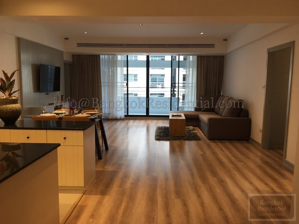 Villa Bajaj - For Rent 3 Beds Condo Near MRT Sukhumvit, Bangkok, Thailand | Ref. TH-VCDUAOZC