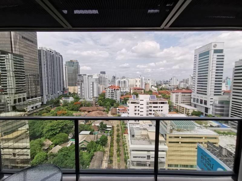 The Lofts Asoke - For Rent 2 Beds Condo Near MRT Phetchaburi, Bangkok, Thailand   Ref. TH-MOXODWYM