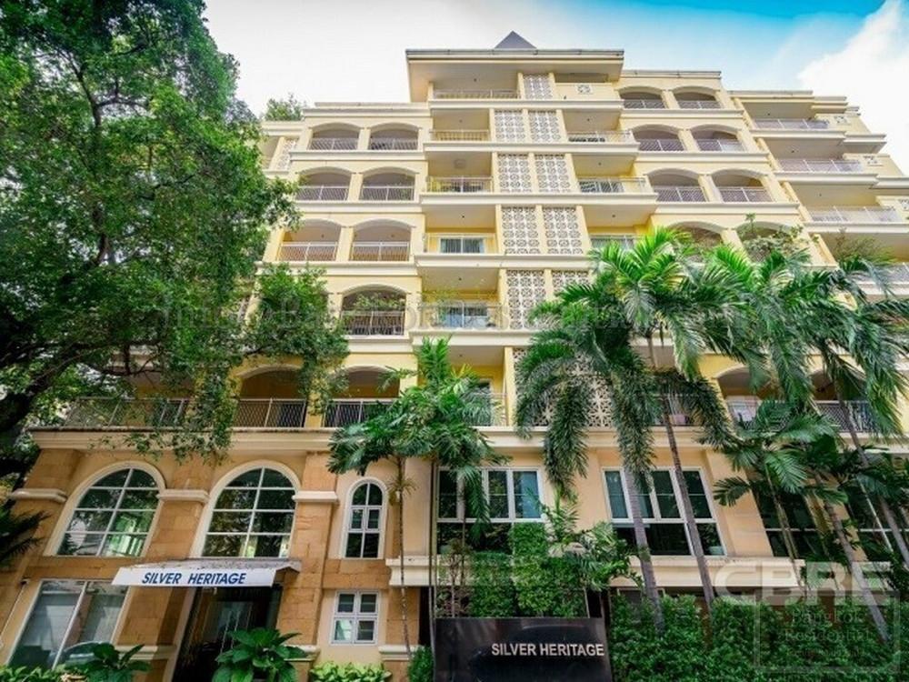 Silver Heritage - В аренду: Кондо с 2 спальнями возле станции BTS Thong Lo, Bangkok, Таиланд   Ref. TH-AEZPSCNW