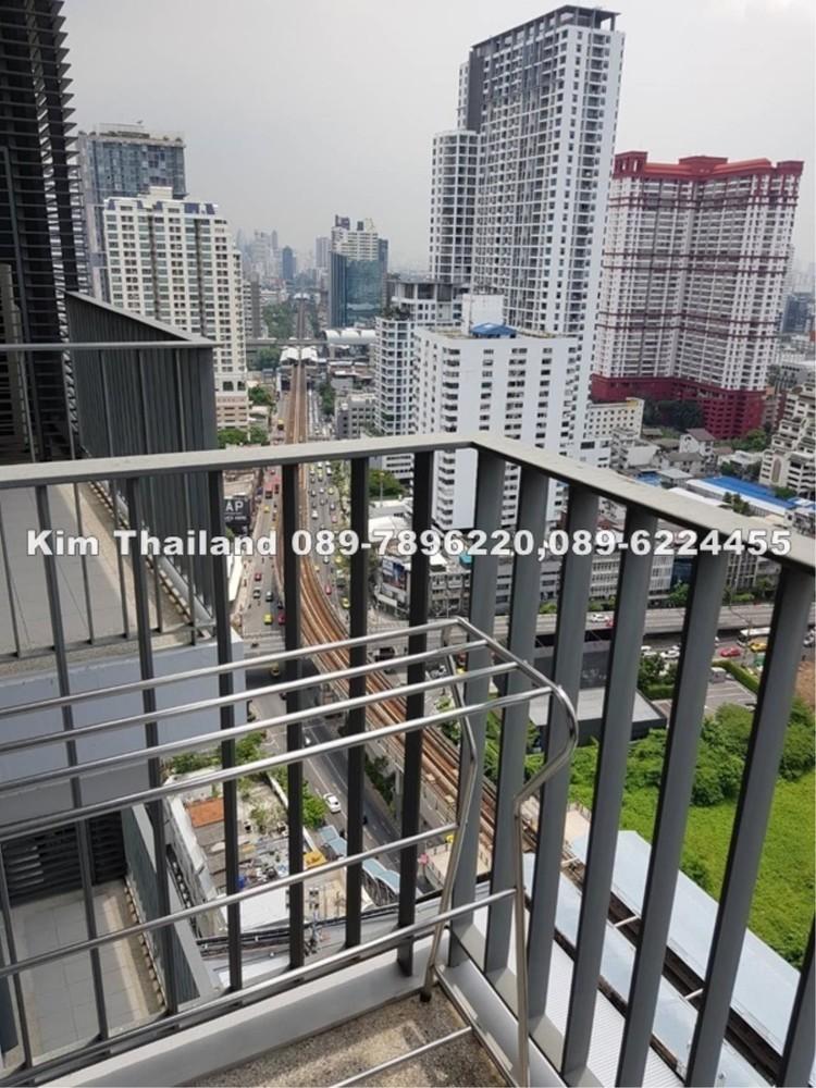 Pyne by Sansiri - For Sale or Rent 1 Bed コンド Near BTS Ratchathewi, Bangkok, Thailand   Ref. TH-OAJBEFDP