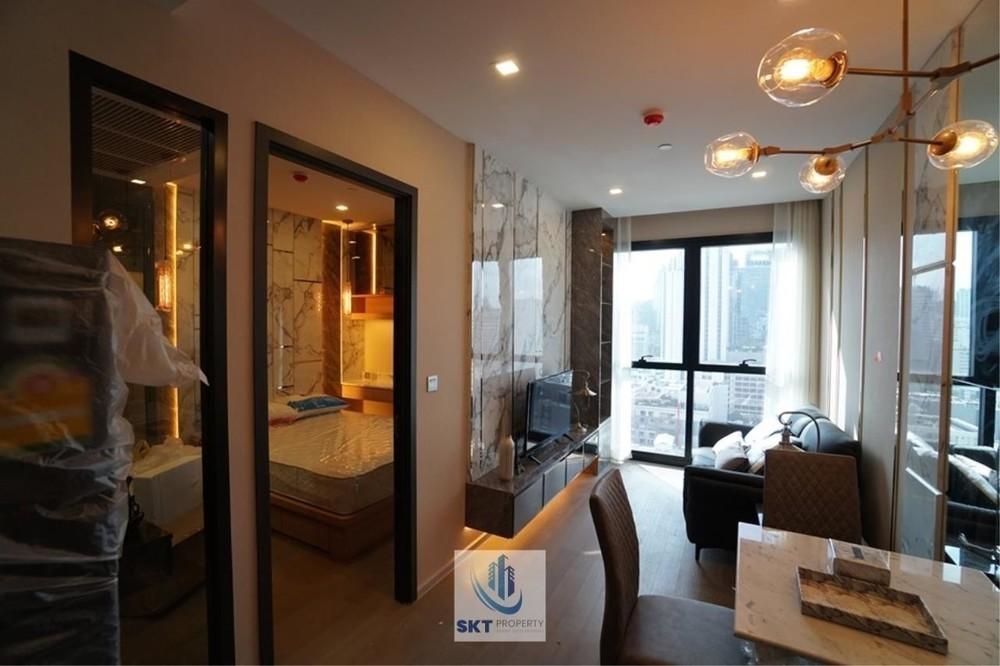 Ashton Asoke - For Rent 1 Bed Condo Near BTS Asok, Bangkok, Thailand | Ref. TH-EAIOFKBV
