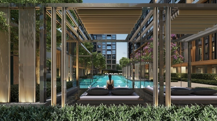 The Excel Hideaway Sukhumvit 50 - For Sale 1 Bed Condo in Khlong Toei, Bangkok, Thailand | Ref. TH-RGRGRQIK