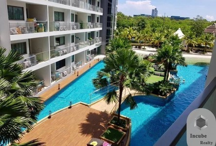 For Sale or Rent Condo 29 sqm in Bang Lamung, Chonburi, Thailand