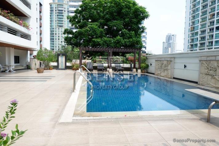 Jaspal Residence 2 - For Rent 4 Beds Condo Near MRT Sukhumvit, Bangkok, Thailand | Ref. TH-QPJALKNK