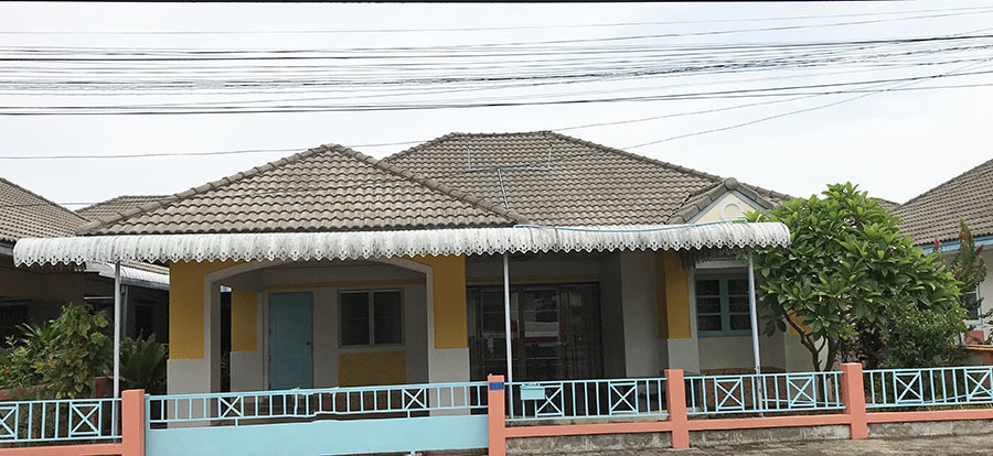 For Sale 3 Beds 一戸建て in Mueang Chiang Rai, Chiang Rai, Thailand | Ref. TH-JFGTMXKM