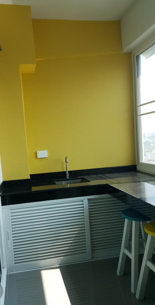 แหลมทอง เซอร์วิส อพาร์ทเมนท์ ศรีราชา - ขาย หรือ เช่า คอนโด 1 ห้องนอน ศรีราชา ชลบุรี | Ref. TH-OEKRKYSL