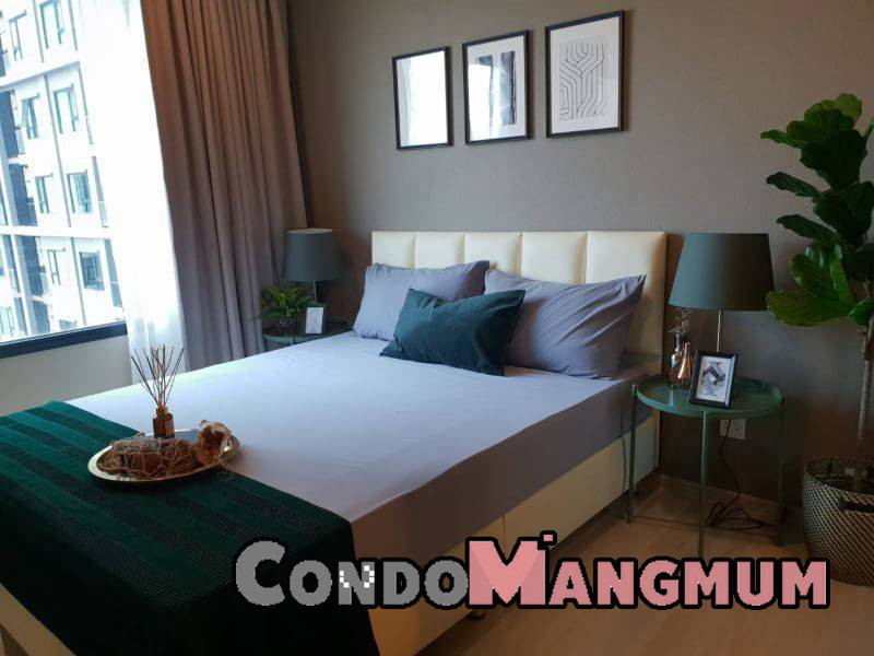 Life Asoke - For Rent 1 Bed Condo Near MRT Phetchaburi, Bangkok, Thailand | Ref. TH-KKHGZPVD