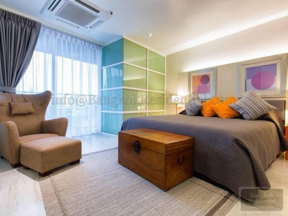 Urbana Langsuan - For Rent 2 Beds Condo Near BTS Chit Lom, Bangkok, Thailand | Ref. TH-GAGKLPZA