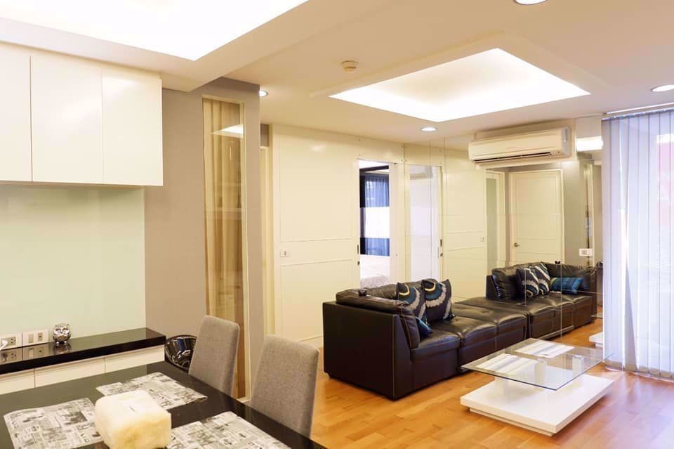 The Tempo Ruamrudee - For Sale 2 Beds Condo Near BTS Phloen Chit, Bangkok, Thailand | Ref. TH-WCMTFYFV