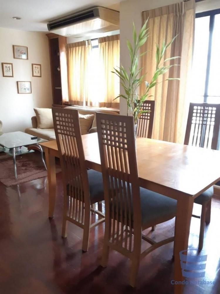 Sukhumvit Park - For Rent 2 Beds Condo Near BTS Nana, Bangkok, Thailand | Ref. TH-LLPXLOCZ