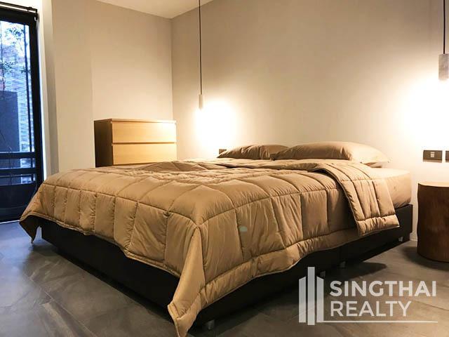 Prasanmit Condominium - For Rent 1 Bed Condo Near MRT Sukhumvit, Bangkok, Thailand   Ref. TH-EUNTNUHP