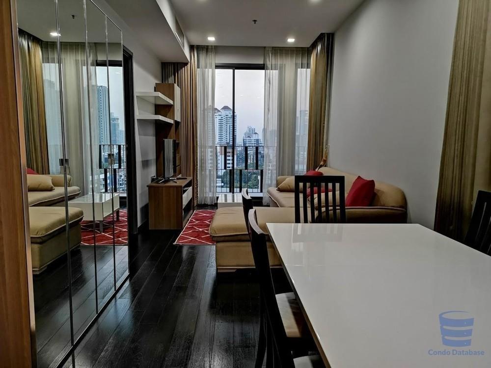 Keyne - For Rent 2 Beds コンド Near BTS Thong Lo, Bangkok, Thailand   Ref. TH-EBHILIEF