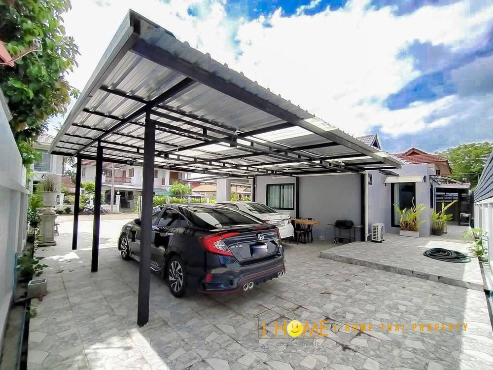 ขาย บ้านเดี่ยว 4 ห้องนอน หางดง เชียงใหม่   Ref. TH-CNTRHANK