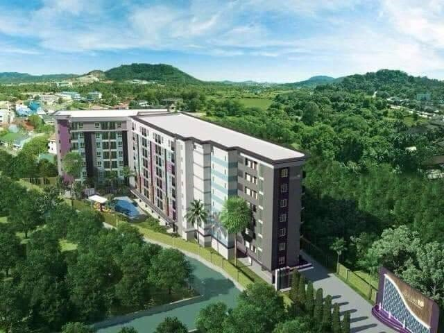 For Sale or Rent コンド 33 sqm in Kathu, Phuket, Thailand | Ref. TH-NBTXUSFT