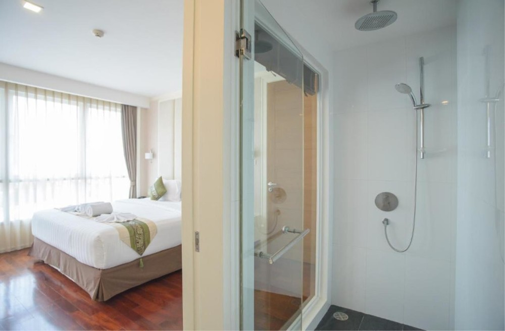 จีเอ็ม เซอร์วิส อพาร์ตเมนท์ - ให้เช่า คอนโด 1 ห้องนอน คลองเตย กรุงเทพฯ | Ref. TH-QSOBYPFY