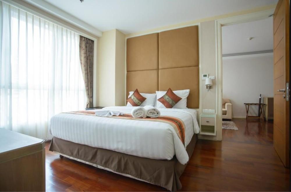 จีเอ็ม เซอร์วิส อพาร์ตเมนท์ - ให้เช่า คอนโด 2 ห้องนอน คลองเตย กรุงเทพฯ | Ref. TH-SNWAQVXJ