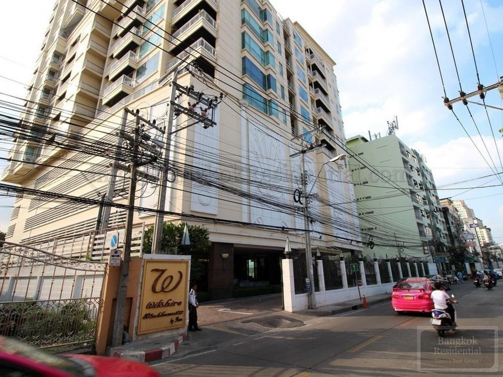 Wilshire - Продажа или аренда: Кондо с 2 спальнями в районе Khlong Toei, Bangkok, Таиланд   Ref. TH-MKSAQNLU