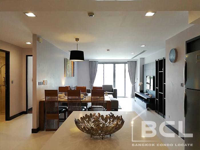 The klasse residence - For Rent 2 Beds Condo Near MRT Sukhumvit, Bangkok, Thailand | Ref. TH-HGWVPMNN