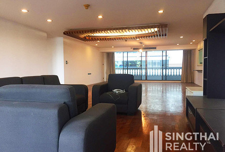 For Rent 4 Beds Condo Near BTS Asok, Bangkok, Thailand