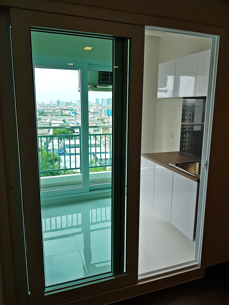 Supalai Park Asoke - Ratchada - Продажа: Кондо 34 кв.м. возле станции MRT Phraram Kao 9, Bangkok, Таиланд | Ref. TH-UMGJDQEX