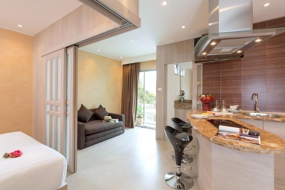 Patong Bay Residence 1 - For Sale コンド 30 sqm in Kathu, Phuket, Thailand | Ref. TH-XCADOSHC