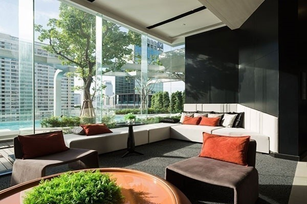 For Sale 1 Bed コンド in Pathum Wan, Bangkok, Thailand | Ref. TH-ITZKUGCE