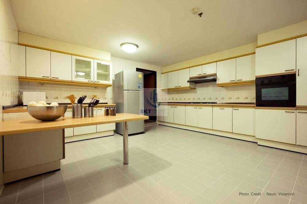 เศรษฐีวรรณ แมนชั่น สุขุมวิท 49 - ให้เช่า คอนโด 3 ห้องนอน วัฒนา กรุงเทพฯ | Ref. TH-GAZDSNVN