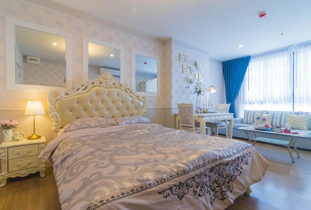 For Rent Condo 29.5 sqm in Bang Sue, Bangkok, Thailand