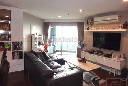 For Sale 3 Beds Condo Near MRT Phra Ram 9, Bangkok, Thailand