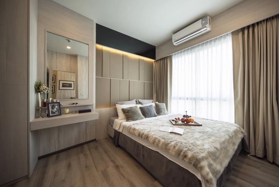 Dolce Udomsuk - For Rent 1 Bed Condo in Bang Na, Bangkok, Thailand | Ref. TH-EMWRESZA