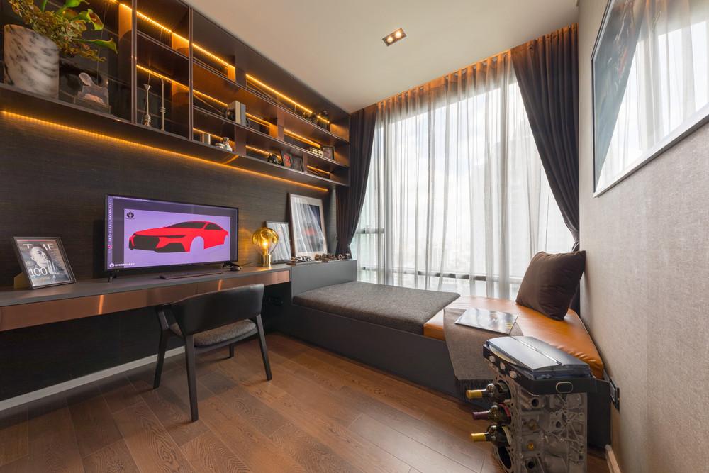 The Bangkok Thonglor - For Sale 2 Beds コンド Near BTS Thong Lo, Bangkok, Thailand | Ref. TH-QIYNFAUP