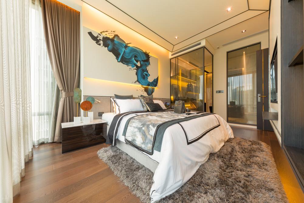 The Bangkok Thonglor - For Sale 2 Beds コンド Near BTS Thong Lo, Bangkok, Thailand   Ref. TH-TOJRPZFO