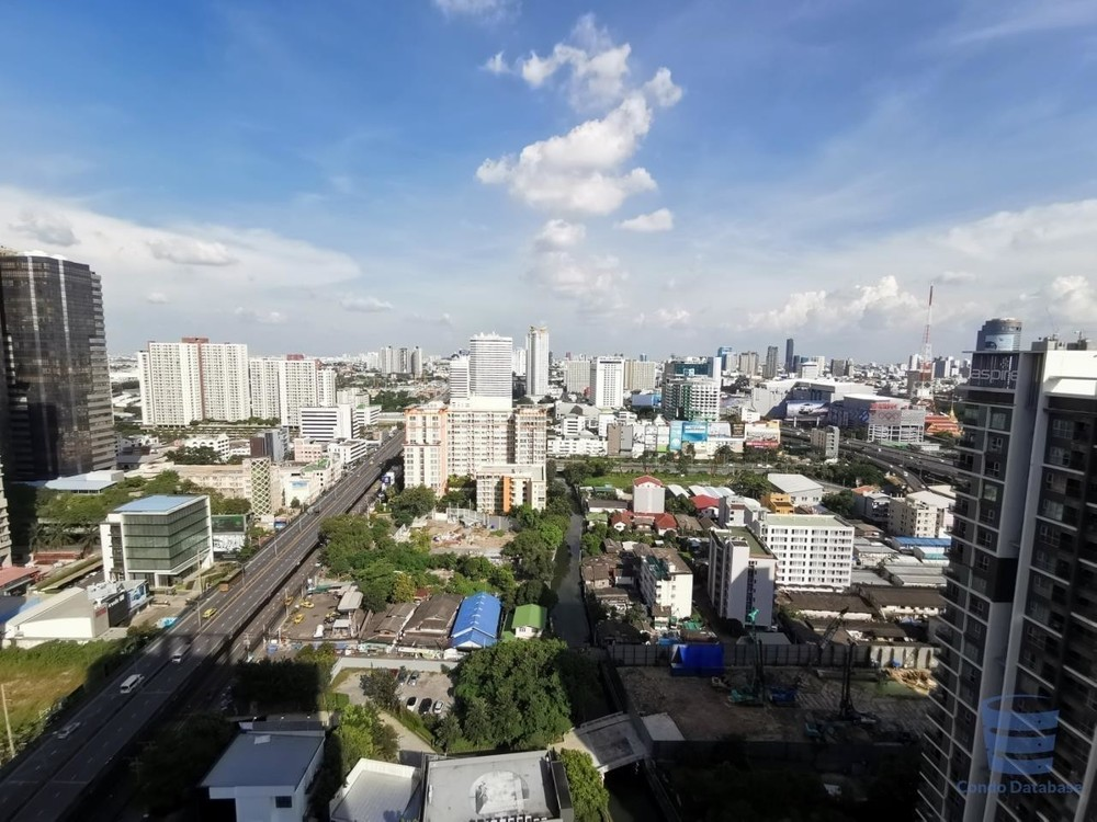 Condolette Midst Rama 9 - For Sale 1 Bed Condo Near MRT Phetchaburi, Bangkok, Thailand | Ref. TH-GSYRHKWX
