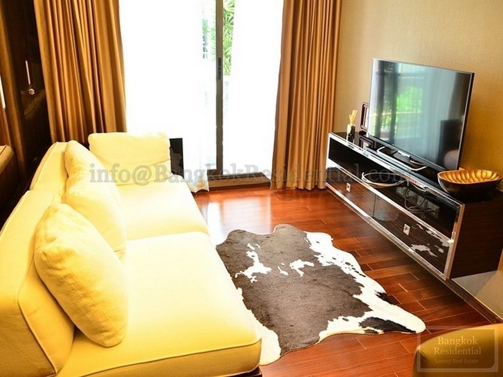 The Address Sukhumvit 61 - For Rent 1 Bed Condo Near BTS Ekkamai, Bangkok, Thailand | Ref. TH-NKMSGIPF