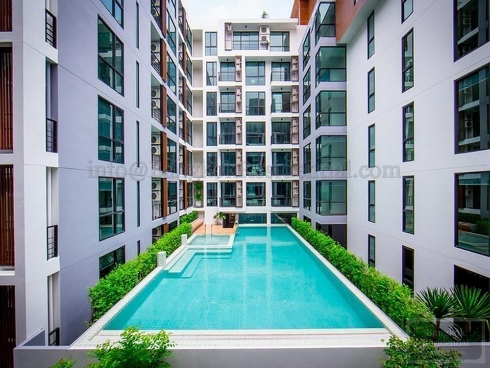 Tree Condo Sukhumvit 50 - В аренду: Кондо с 2 спальнями возле станции BTS On Nut, Bangkok, Таиланд | Ref. TH-ESYKOBOW