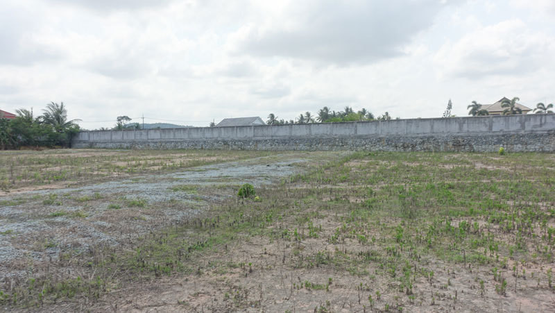 For Sale Land 10,492 sqm in Bang Lamung, Chonburi, Thailand | Ref. TH-PYHQAENP