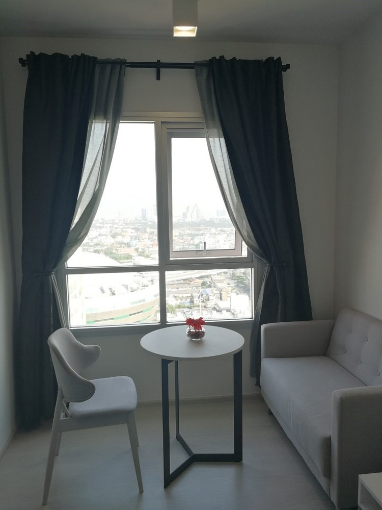 Chapter One Shine Bangpo - For Sale or Rent Condo 23.27 sqm in Bang Sue, Bangkok, Thailand | Ref. TH-EVQWHKQF