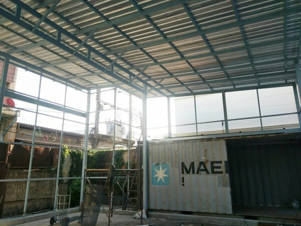 For Rent Warehouse 170 sqm in Phra Khanong, Bangkok, Thailand | Ref. TH-ETBTDWZY