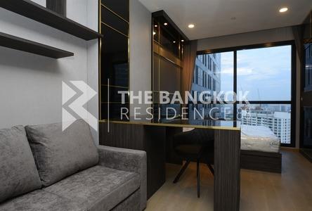 For Sale or Rent Condo 24.5 sqm Near MRT Sam Yan, Bangkok, Thailand