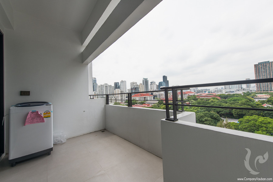 Villa Bajaj - For Rent 3 Beds Condo Near MRT Sukhumvit, Bangkok, Thailand | Ref. TH-EKGAMCAB