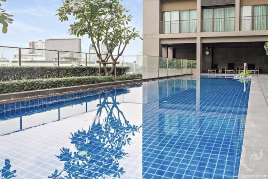 Noble Refine - For Rent 1 Bed Condo Near BTS Phrom Phong, Bangkok, Thailand | Ref. TH-TYYIODSW