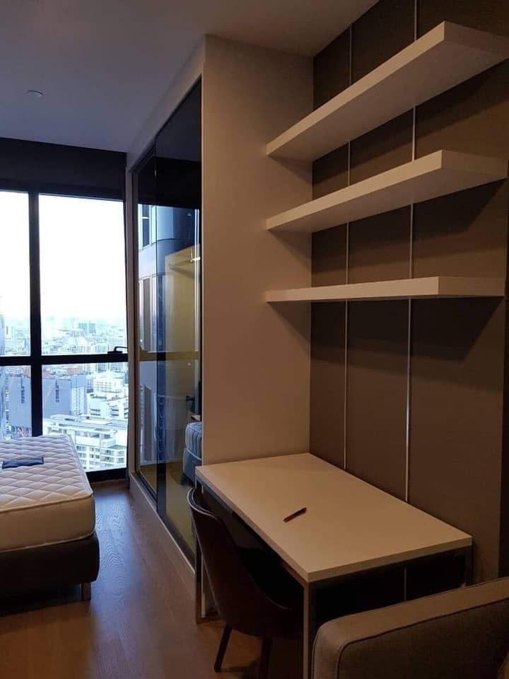Ashton Asoke - For Rent Condo 28 sqm Near BTS Asok, Bangkok, Thailand | Ref. TH-UQQQUIUY