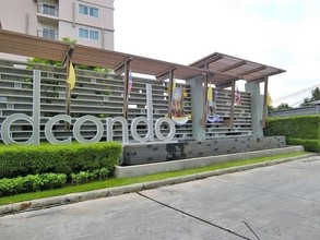 Located in the same area - D Condo Charansanitwong