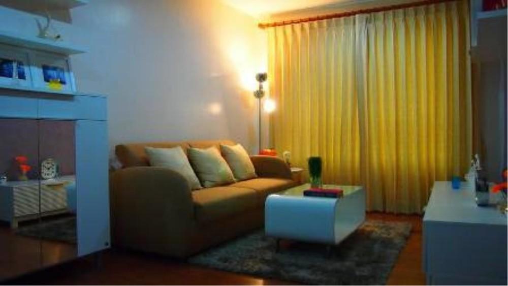 PG 2 Rama IX - В аренду: Кондо c 1 спальней возле станции MRT Phraram Kao 9, Bangkok, Таиланд   Ref. TH-FQMTUDJM