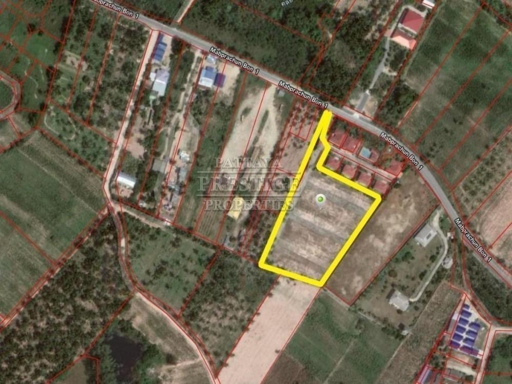 For Sale Land 10,492 sqm in Bang Lamung, Chonburi, Thailand | Ref. TH-HYMBICGS