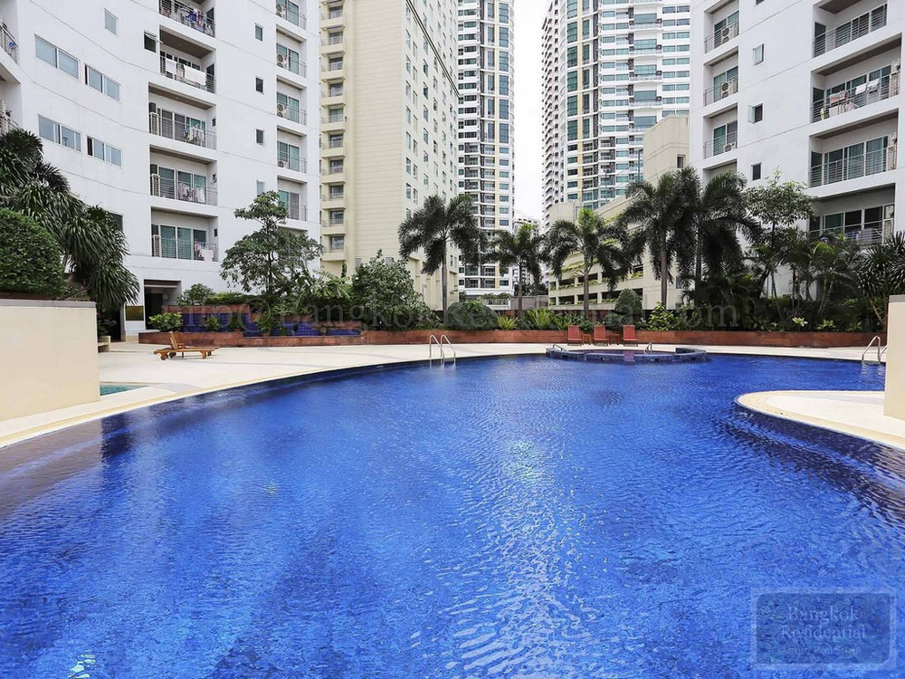 The Grand Sethiwan Sukhumvit 24 - В аренду: Кондо с 3 спальнями в районе Khlong Toei, Bangkok, Таиланд | Ref. TH-CTOQDLOM